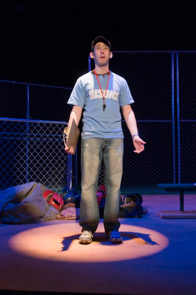 Rounding Third (Bickford Theatre)